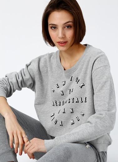 Aeropostale Sweatshirt Gri